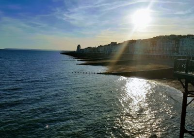 Beautiful Hastings Pier