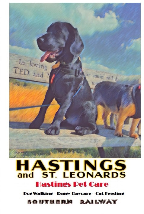 Dog Walkers of St Leonards Hastings and Fairlight