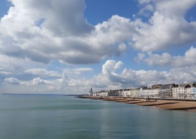Hastings Peir - view