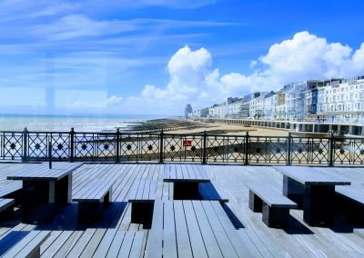 Hastings Pier - Cafe
