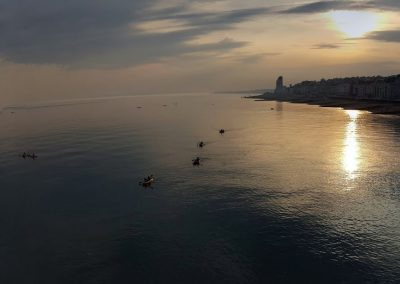 Hastings Pier - b