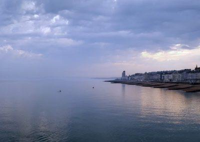 Hastings Pier - d