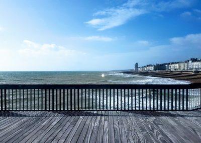 Hastings Pier - e