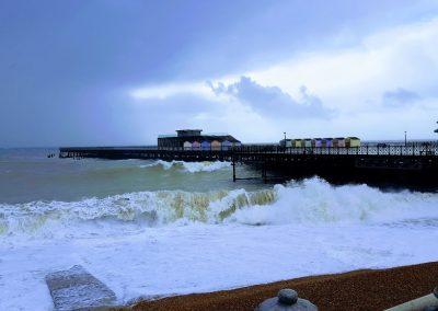 Hastings Pier - j