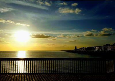Hastings Pier - o