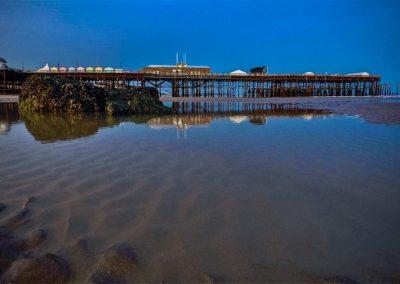 Hastings Pier - r