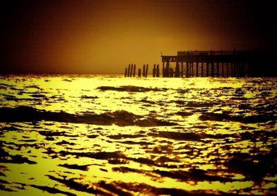Hastings Pier - t